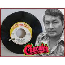 Dante42 Disco 45 Vinilo Lp Longplay Chacalon - Cumbia