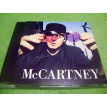 Cd Single Paul Mc Cartney My Brave Face 4tracks The Beatles