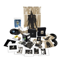 Pearl Jam - Ten Superdeluxe Edition (2cd+dvd+4lp+cassette)