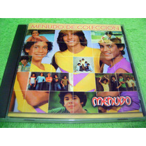 Cd Menudo De Coleccion 1998 Mdo Ricky Martin Magneto Parchis