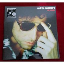 Andres Calamaro - Alta Suciedad (vinilo+cd) Edicion Europea