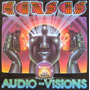 Kansas (lp Import.) , Audio-visions 1980 Cbs