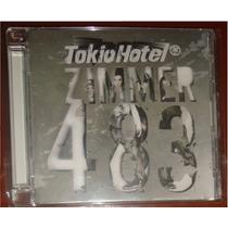 Tokio Hotel Cd Zimer 483 - Año 2007 Importado De Alemania