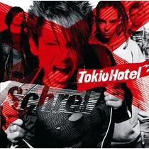 Tokio Hotel Cd Schrei 2005 Importado De Alemania
