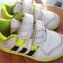 Zapatilla Adidas Bebe Ortholite Talla 23 , Y Zapatito 22