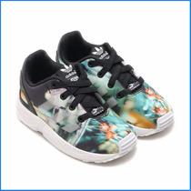 Zapatillas Adidas Zx Flux Star Wars Para Niños 22 - 27 Ndpi