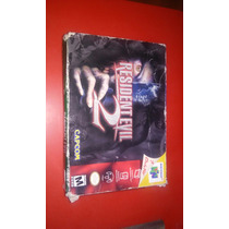 Caja Resident Evil Nintendo 64