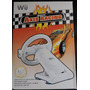 Timón Axis Racing Para Wii Y Wii U Con Base. Acepto Visa