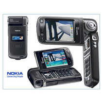 Nokia N93 3,2 Mp Carl Zeiss Dvd Wifi Finlandes Libre Pedido
