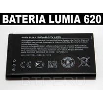 Bateria Para Nokia Lumia 620 Bl-4j Original