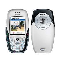 Nokia 6600 Classic Libre De Fabrica Original A Pedido