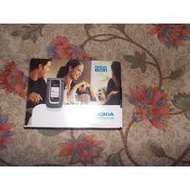 Pedido Nokia 6131 Libre De Fabrica Claro E Movistar
