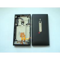 Pedido Carcasa Para Nokia Lumia 800 Color Negro