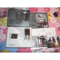 Pedido Nokia N82 Silver Libre De Fabrica 5mpx Gps Wifi