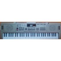 Teclado Digital Organo Electronico 61 Graba Efect Usb Microf