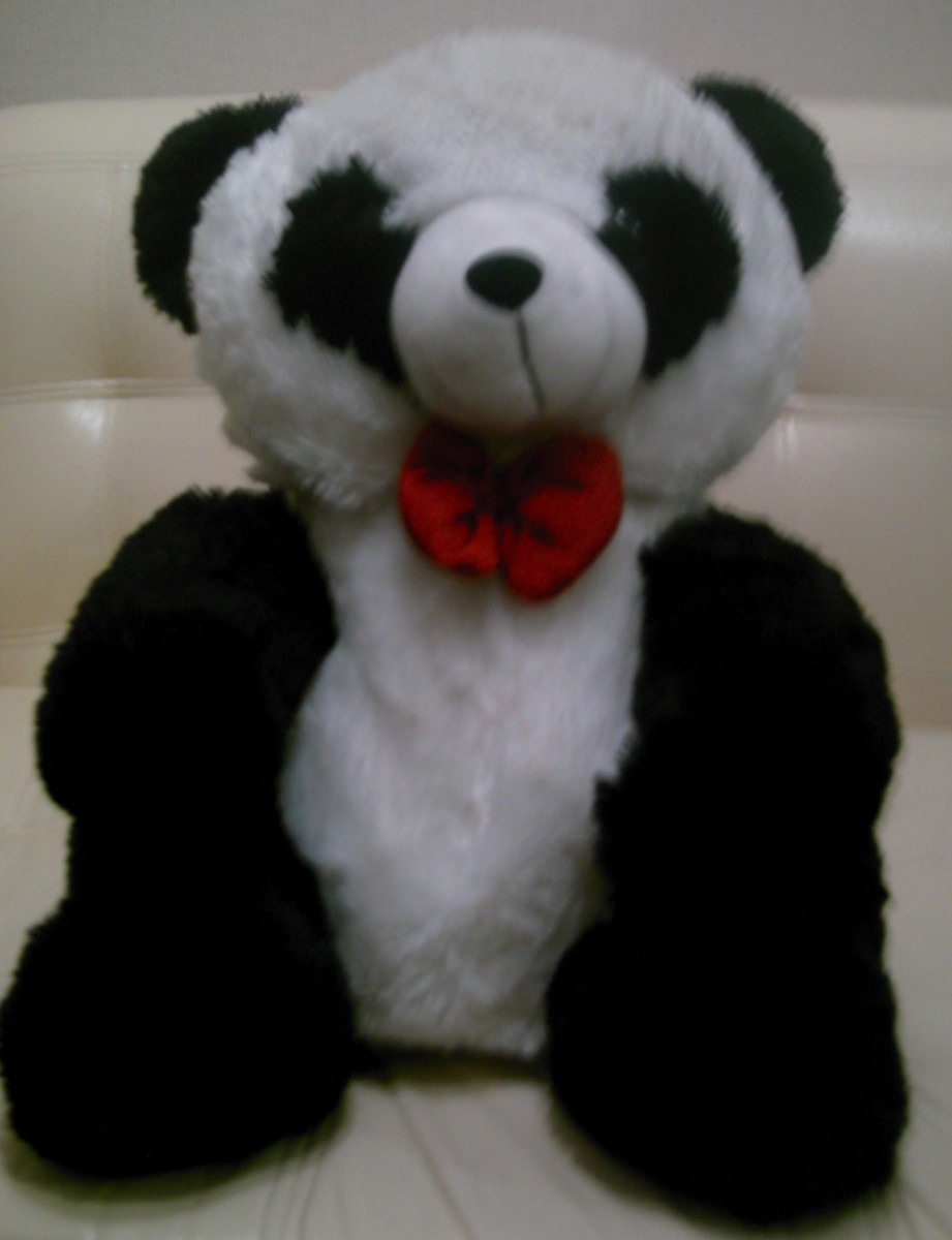 Related Pictures de osos pandas patrones en punto de cruz graficos de ...