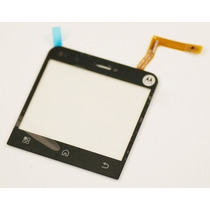 A Pedido: Touch Screen Original For Motorola Mb502 Charm