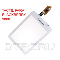 Pantalla Tactil Glass Luna Vidrio Blackberry 9800 Torch Blan