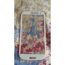 Stock Glass Tactil Touch Patalla Samsung S3 I9300