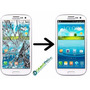 Cristal Externo Original Para Galaxy S3 I9300 Pantalla Rota