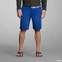 Short Abercrombie & Fitch Classic Fit Talla 32