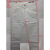 Pantalon Pitillo Volcom. Talla 30. Strech. 5 Unidades