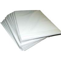 Papel Fotografico Adhesivo Transparente A4, 50unid.