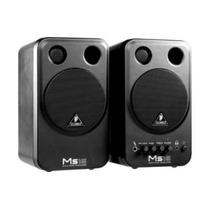 Monitores Ms16 De Estudio Activos Behringer 16 Watts Nuevos