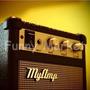 Parlante Speaker Diseño Amplificador Retro