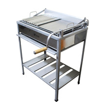 Parrilla Std Inoxidable Mediano - Grillcorp