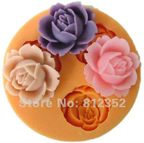 Rose Molds For Cakes