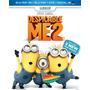 Blu Ray Mi Villano Favorito 2 En 3d - 2d - Stock - Nuevo