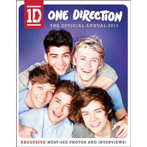 One Direction The Official Annual 2013 Original Nuevo Sellad