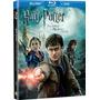Harry Potter 7 Parte 2: Blu-ray 3 Disc Original Nuevo Sella