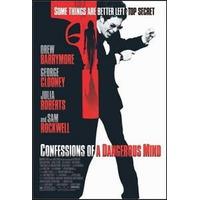 Dvd Confesiones De Una Mente Peligrosa Original!!!