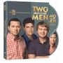 Two And A Half Men : Octava Temporada Completa 4 Discos Dvd