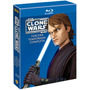 Star Wars The Clone Wars Tercera Temporada Bluray