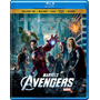 Blu Ray The Avengers 3d - 2d - Stock - Nuevo - Sellado