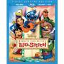 Blu Ray Lilo & Stitch 1 - 2 - Stock - Nuevo - Sellado