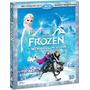 Blu Ray Frozen 3d - 2d - Stock - Nuevo - Sellado - México