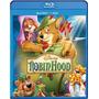 Robin Hood / Clasicos De Disney Bluray + Dvd !!