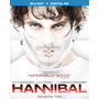 Blu Ray Hannibal: 2da. Temporada - Stock - Nuevo - Sellado