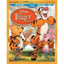 La Pelicula Del Tigre / Bluray !!! Clasicos De Disney