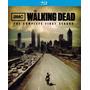 Blu Ray The Walking Dead: 1ra. Temporada - Stock- Sellado