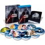 Blu Ray Star Wars Saga - Stock - Nuevo - Sellado - U.s.a.