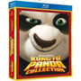 Blu Ray Kung Fu Panda Collection + Secrets Of The Master