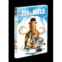 Dvd La Era Del Hielo Original Nueva Y Sellada!!!