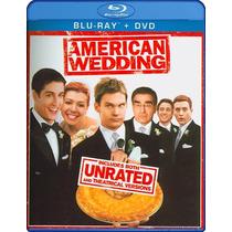American Pie 3: La Boda - Pack Blu-ray + Dvd