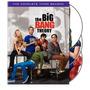 The Big Ban Theory Tercera Temporada Completa Dvd