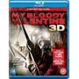 Blu Ray My Bloody Valentine 3d + 3 Lentes Y Verision 2d